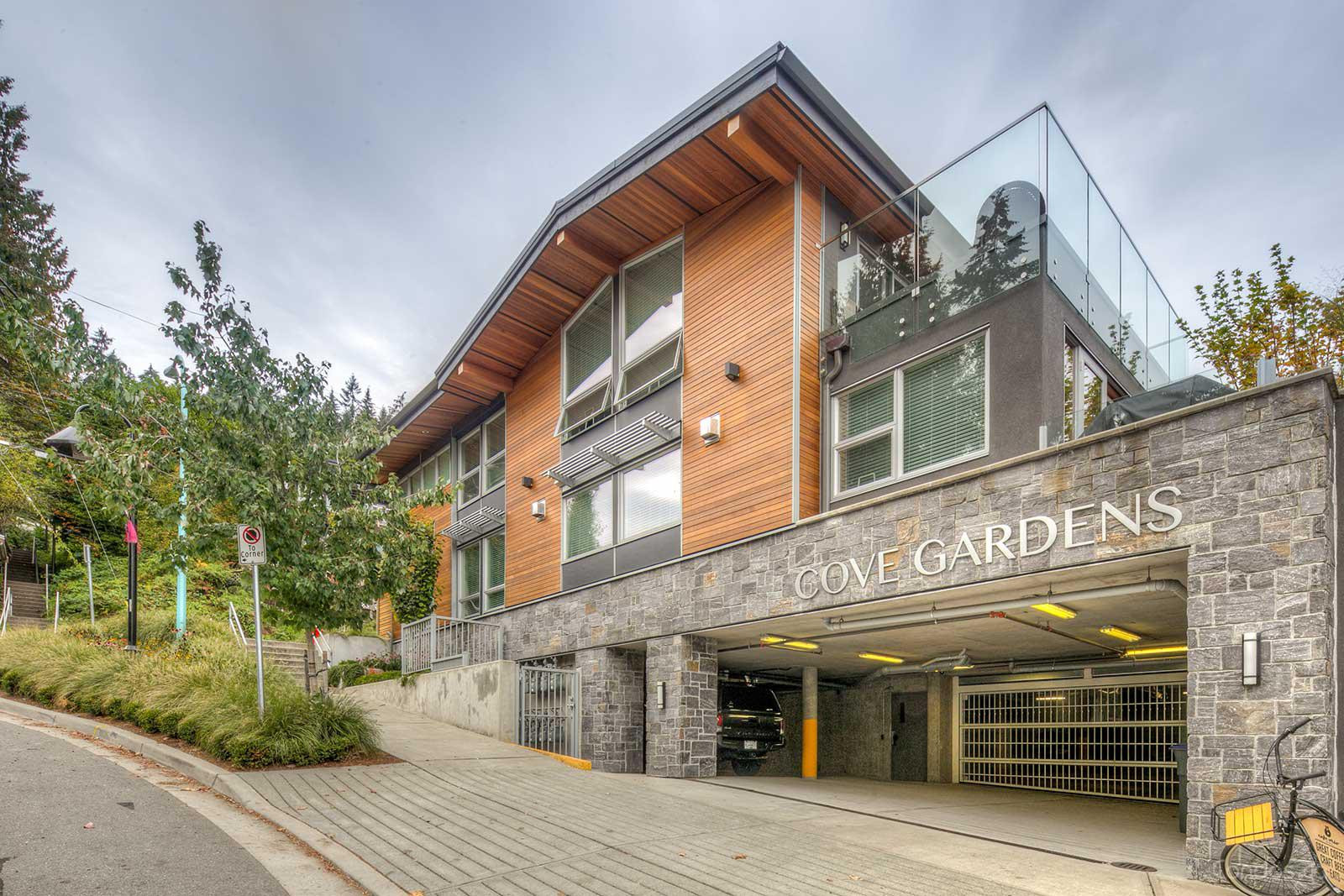Cove Gardens at 2200 Caledonia Ave, North Vancouver District 0