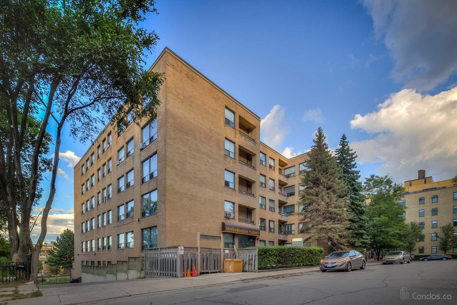Albany Court at 740 Eglinton Ave W, Toronto 1