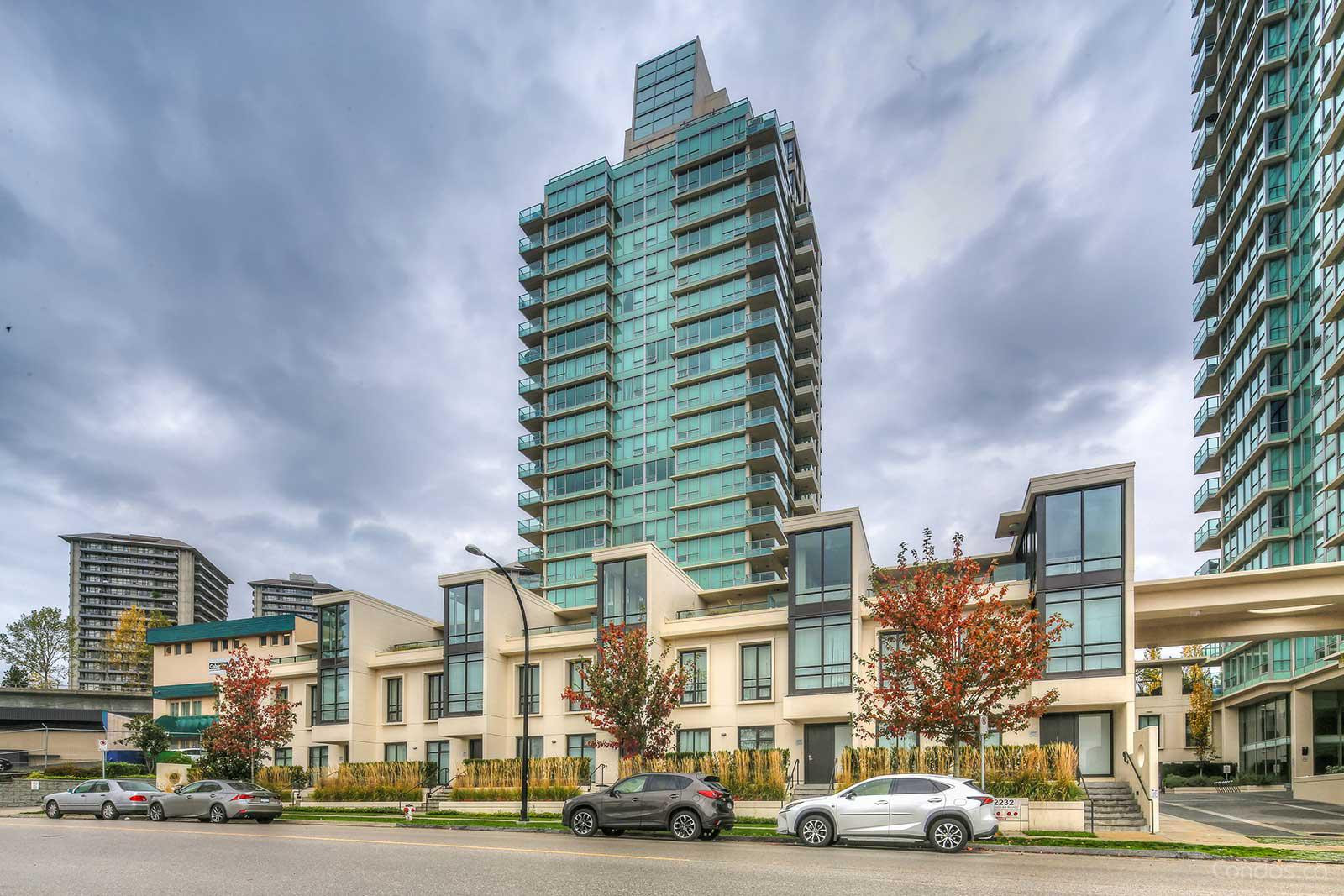 Affinity at 2200 Douglas Rd, Burnaby 0