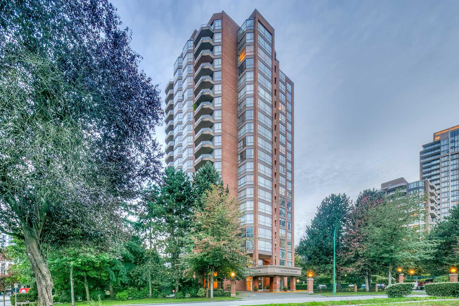 Carlton On The Park at 4350 Beresford St, Burnaby 0