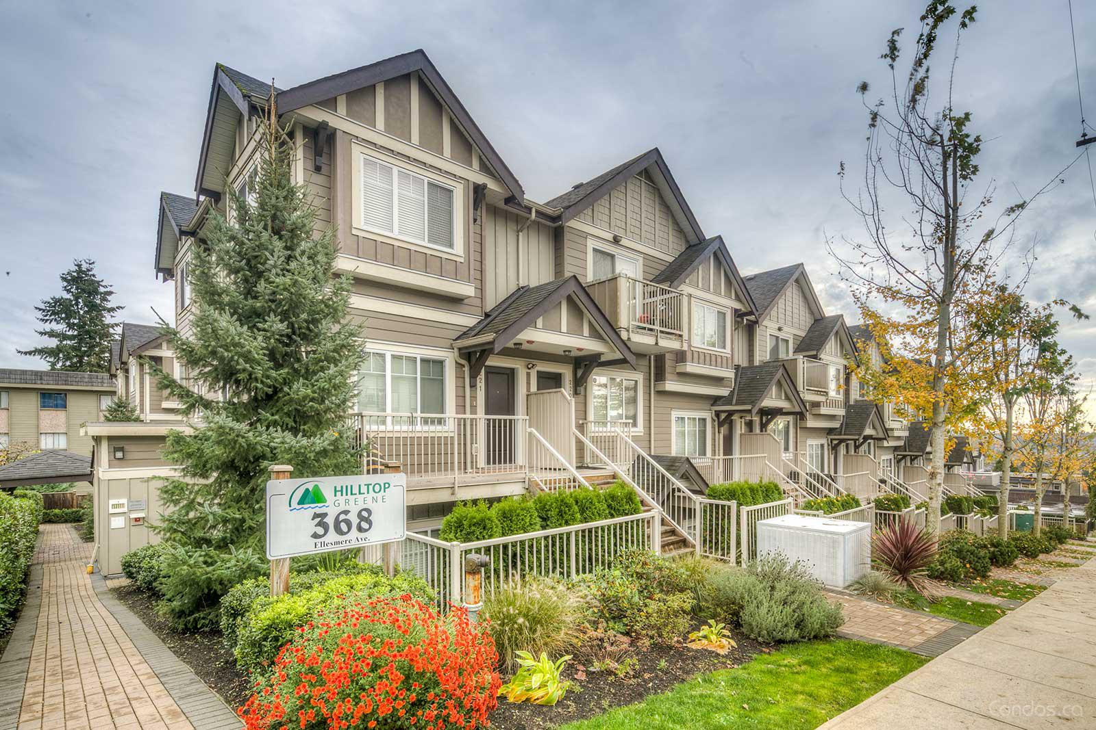 Hilltop Greene at 368 Ellesmere Ave, Burnaby 0