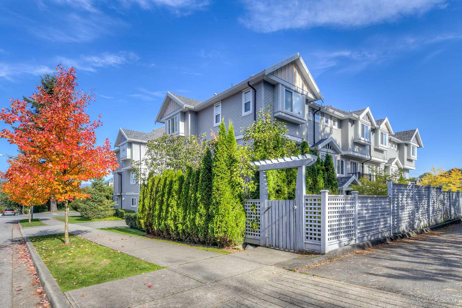 Mountain View Villas at 3760 Dominion St, Burnaby 0