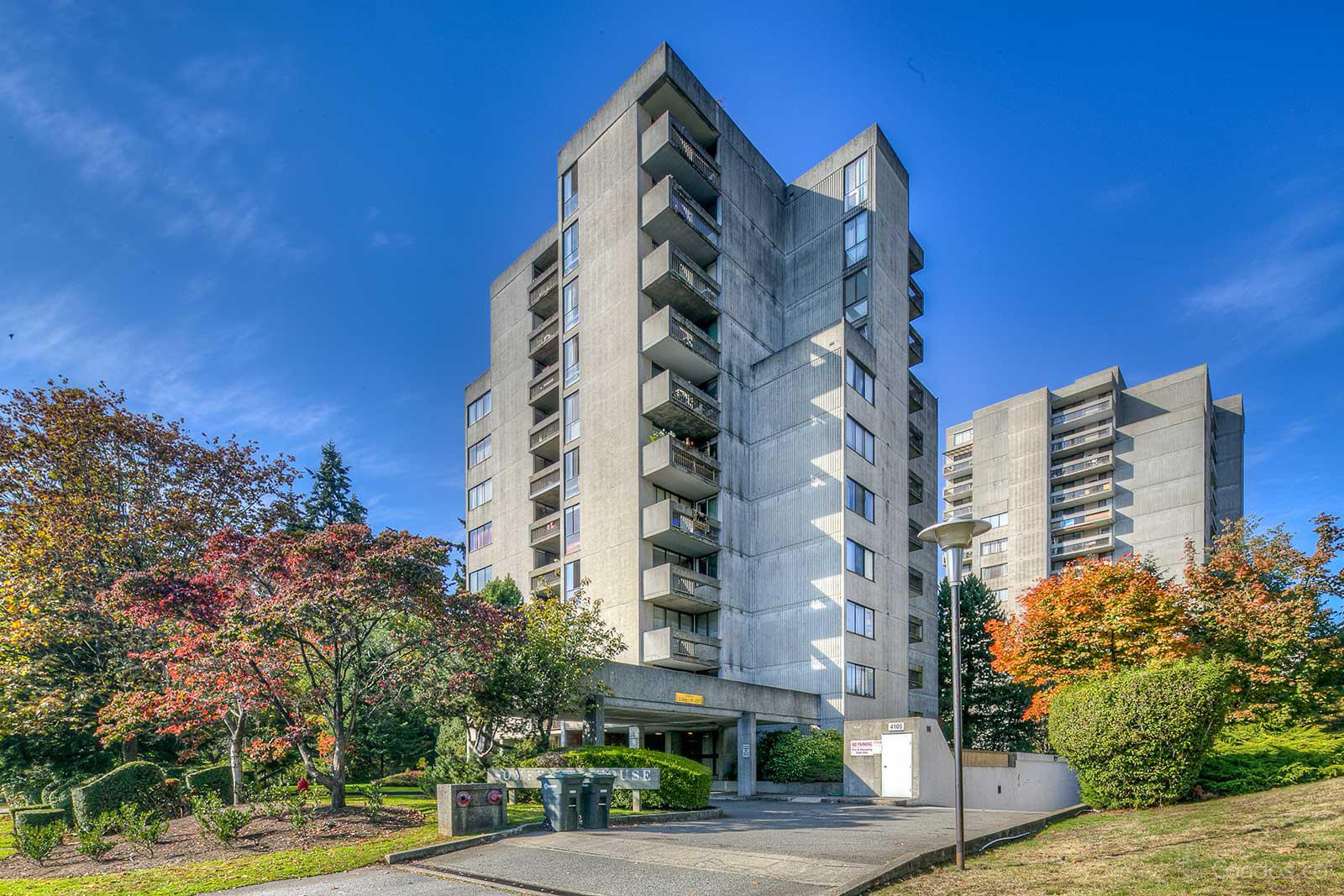 Somerset House at 4105 Imperial St, Burnaby 0