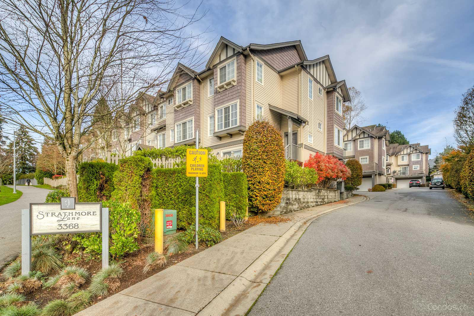 Strathmore Lane at 3379 Morrey Crt, Burnaby 0