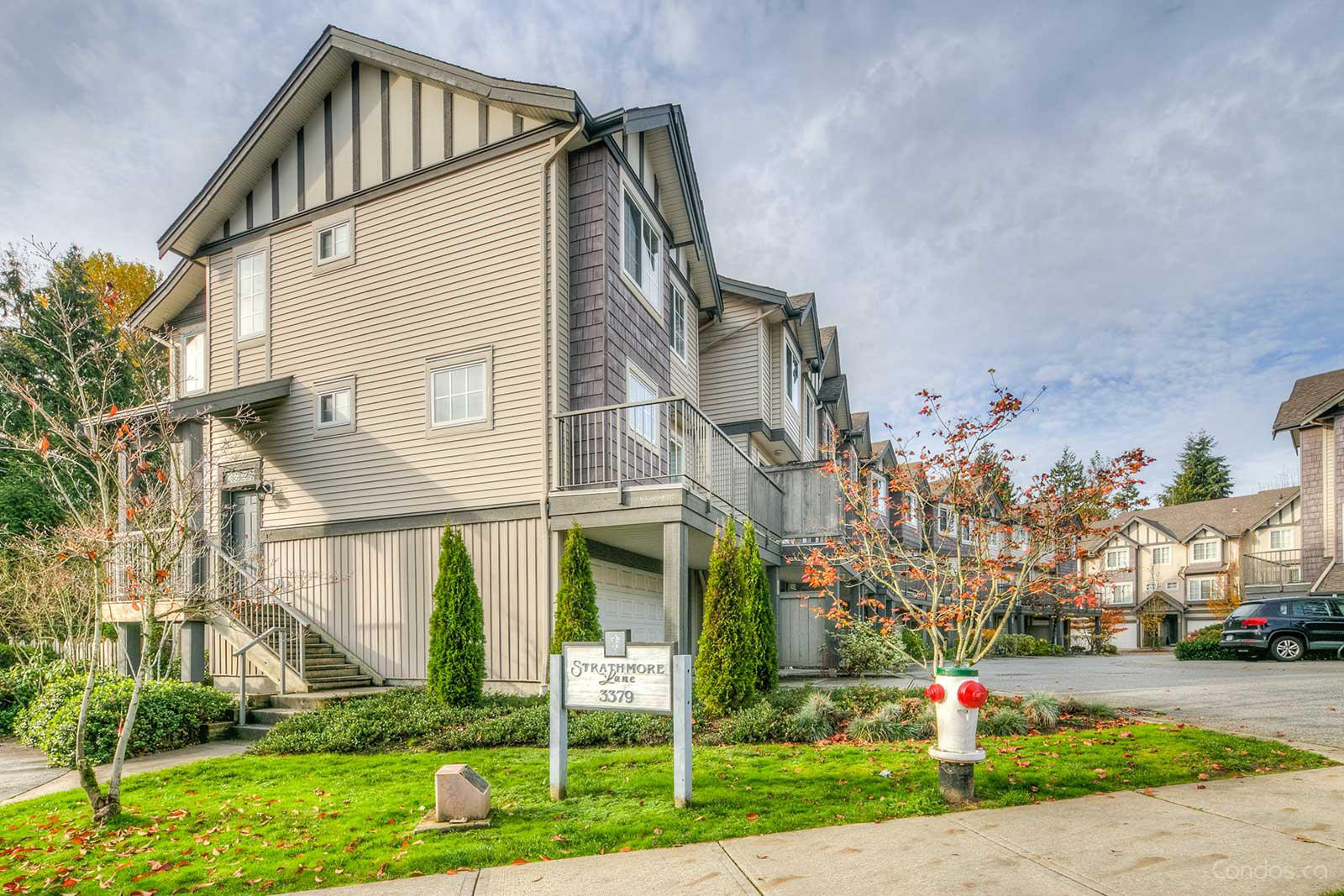 Strathmore Lane at 3379 Morrey Crt, Burnaby 1