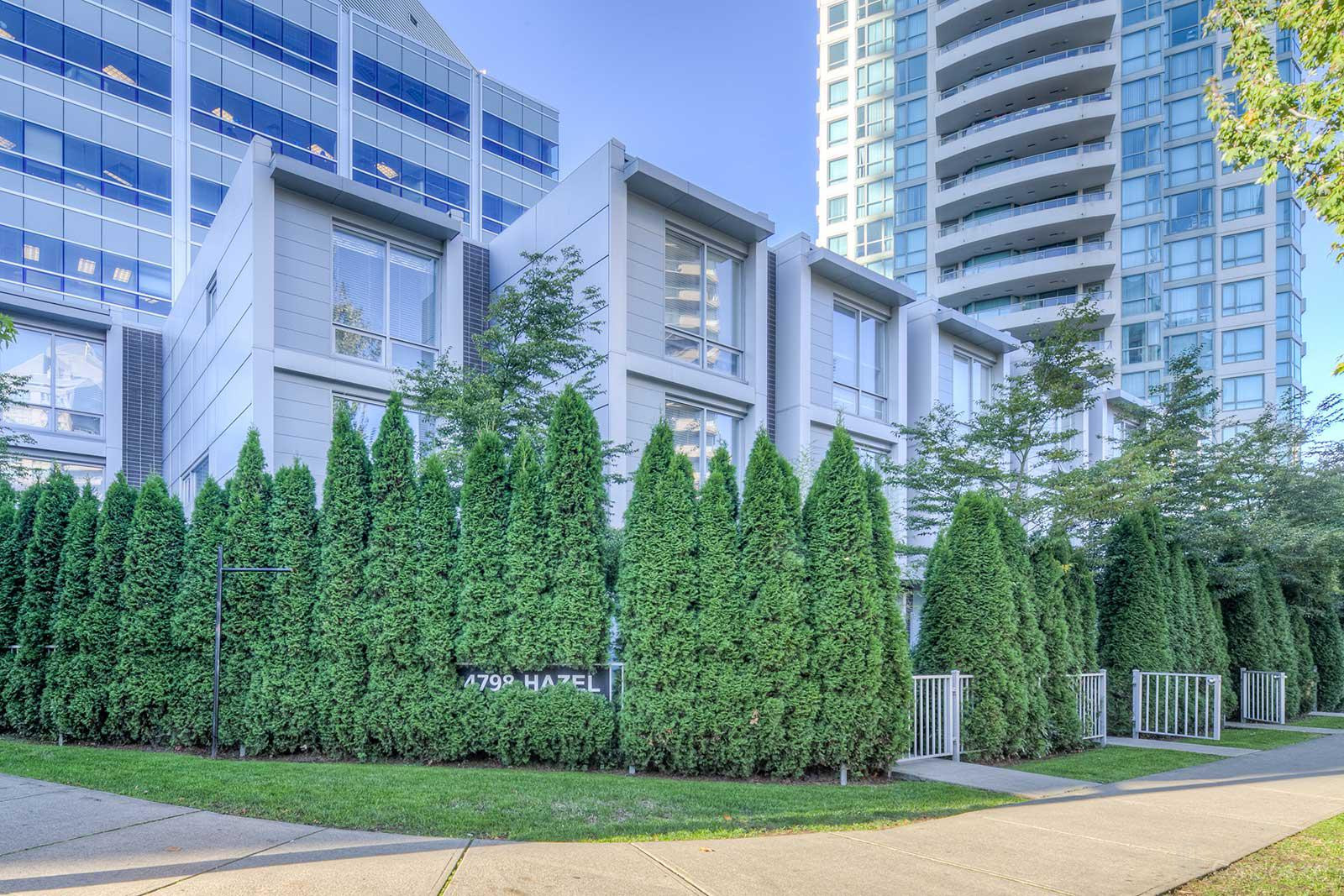 Centrepoint West at 4798 Hazel St, Burnaby 0