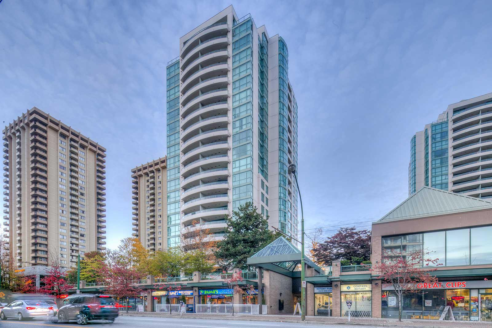 Paramount II at 5899 Wilson Ave, Burnaby 0