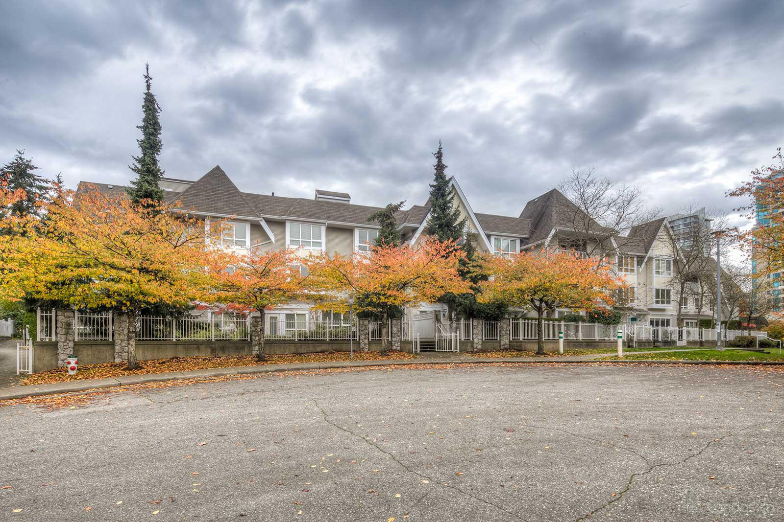 Tudor Grove at 6588 Southoaks Crescent, Burnaby 0