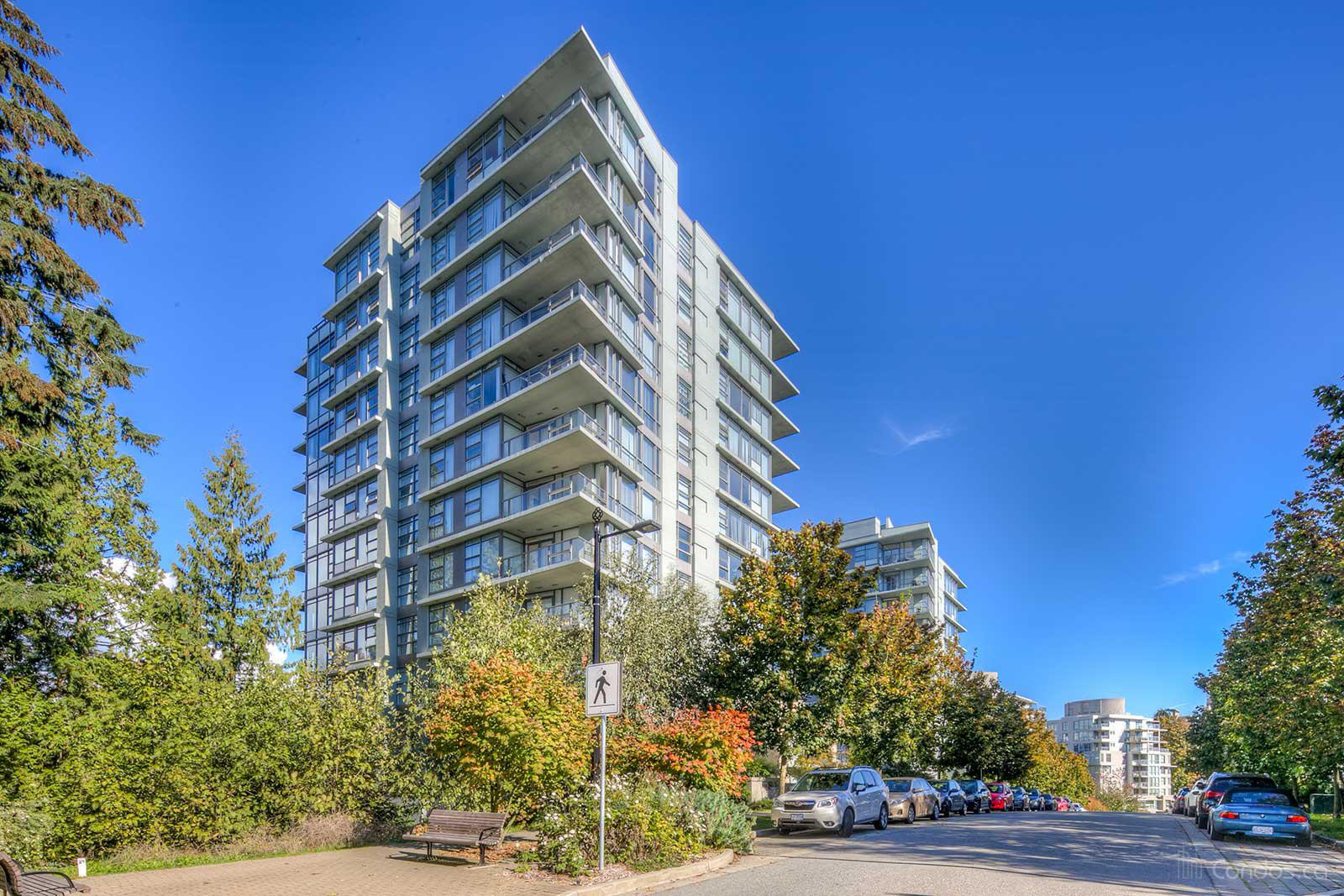 Altaire at 9188 University Crescent, Burnaby 0