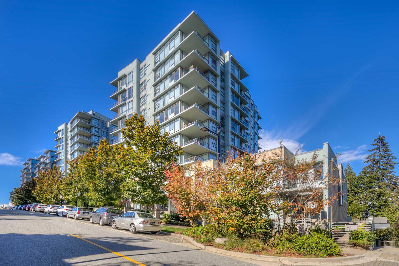 Altaire at 9188 University Crescent, Burnaby 1