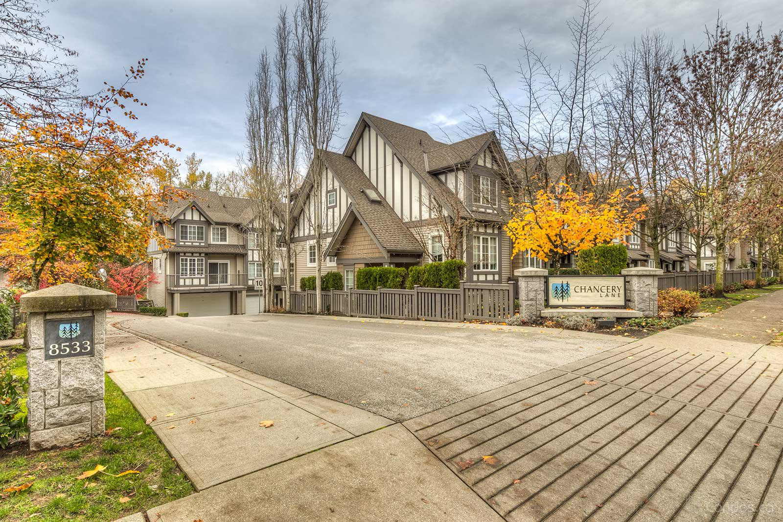 Chancery Lane at 8533 Cumberland Pl, Burnaby 0