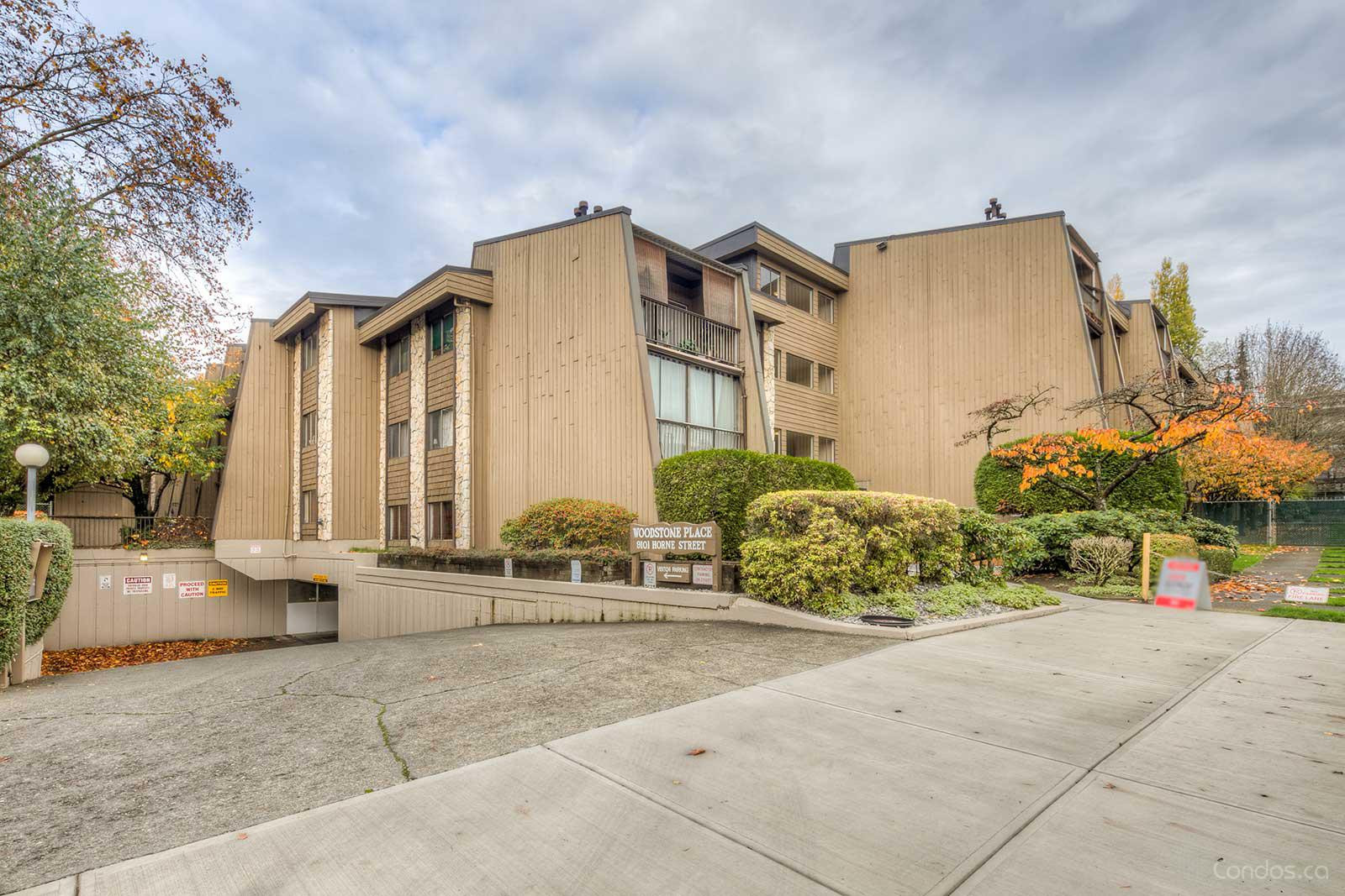 Woodstone Place at 9101 Horne St, Burnaby 0