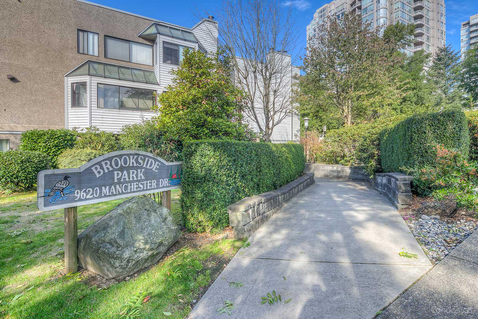 Brookside Park at 9620 Manchester Dr, Burnaby 0