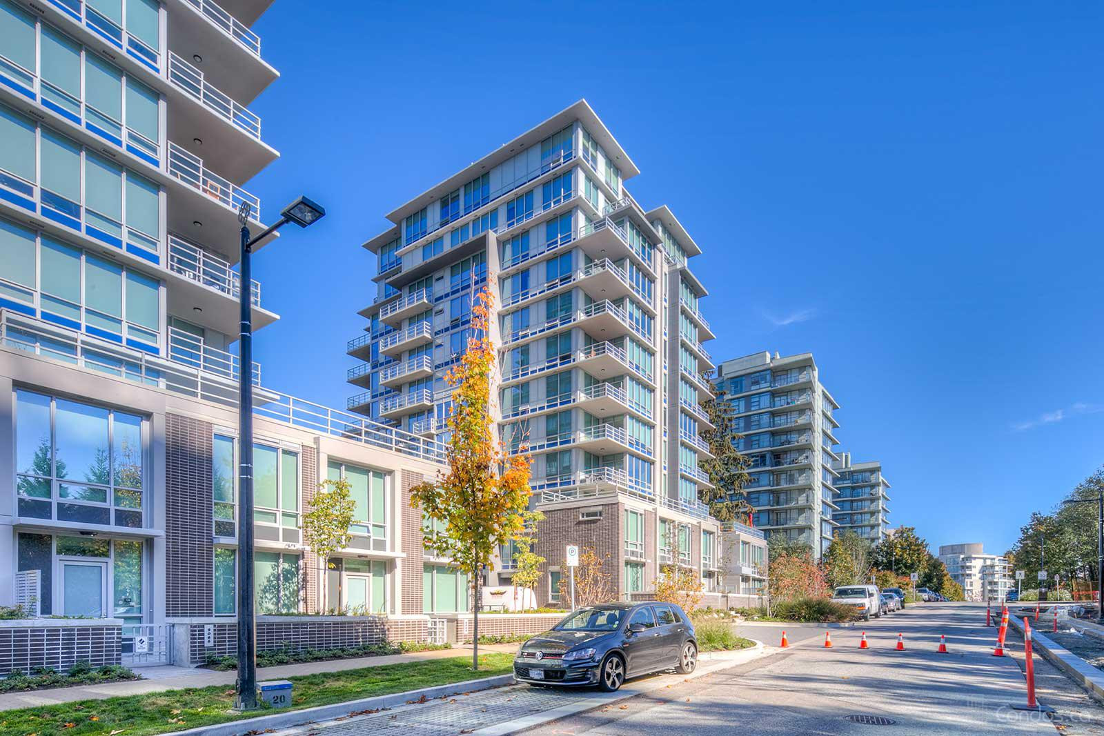 Altitude at 9060 University Crescent, Burnaby 1