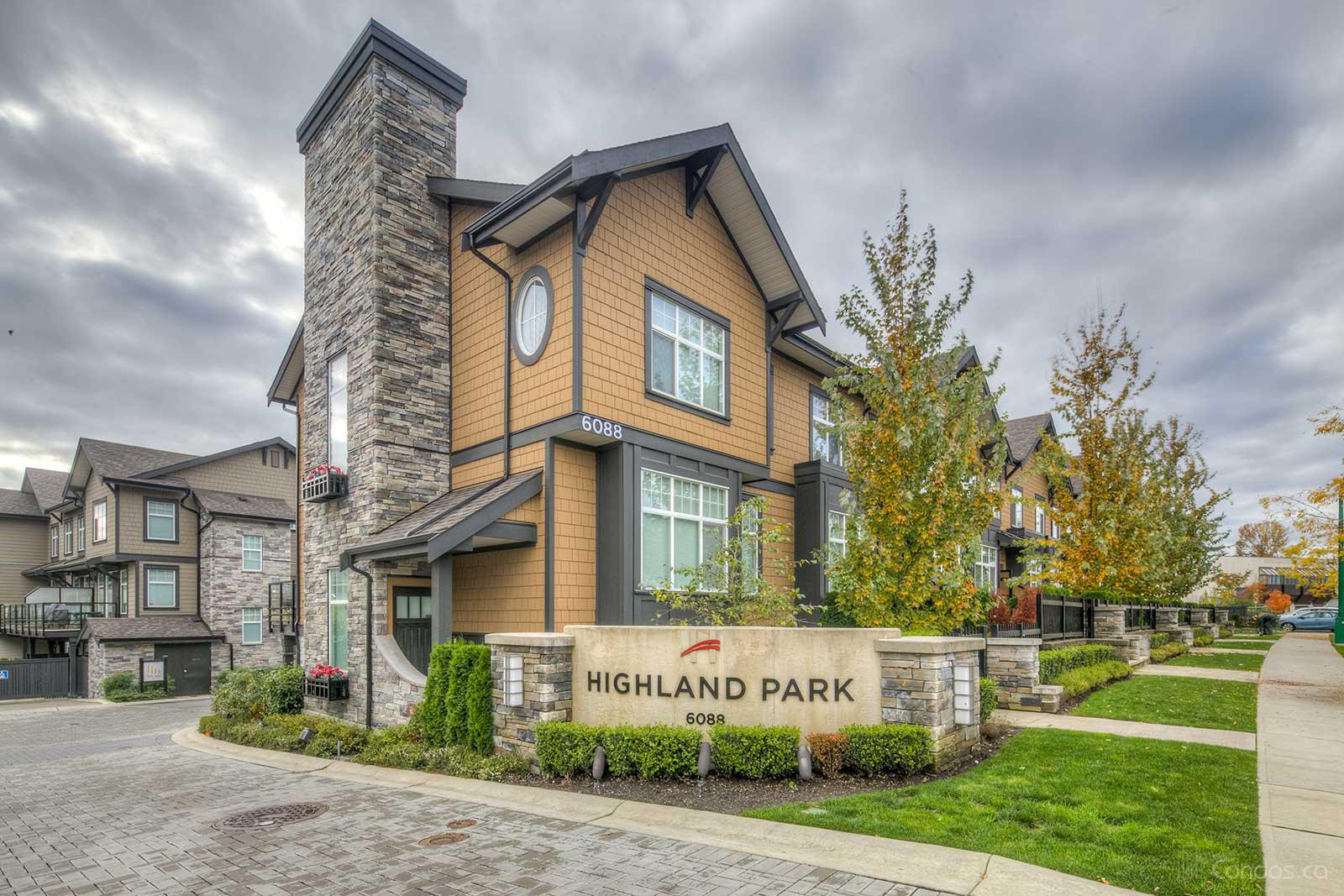 Highland Park at 6088 Beresford St, Burnaby 0