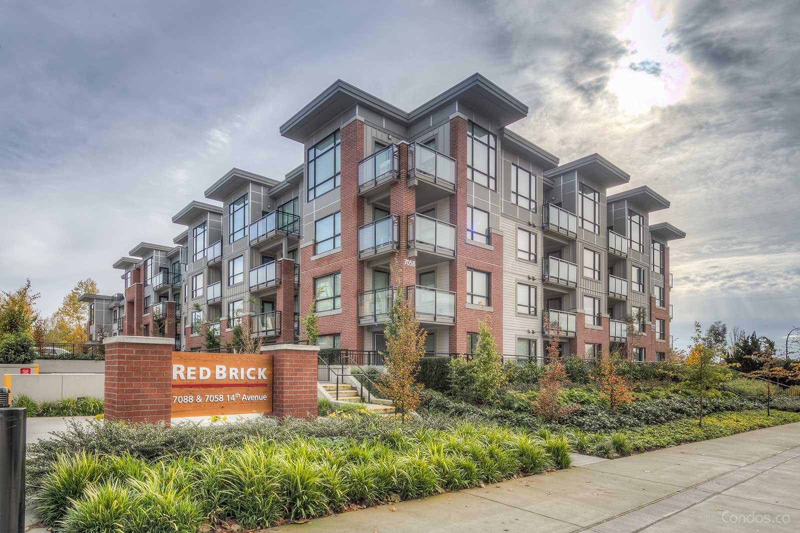 Redbrick at 7008 14th Ave, Burnaby 1