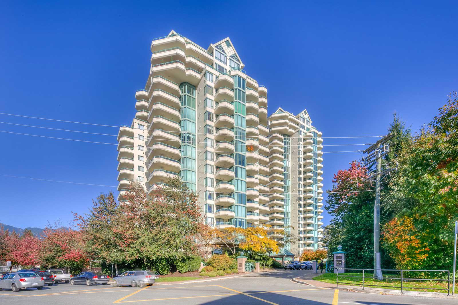 The Westroyal at 338 Taylor Way, West Vancouver 0