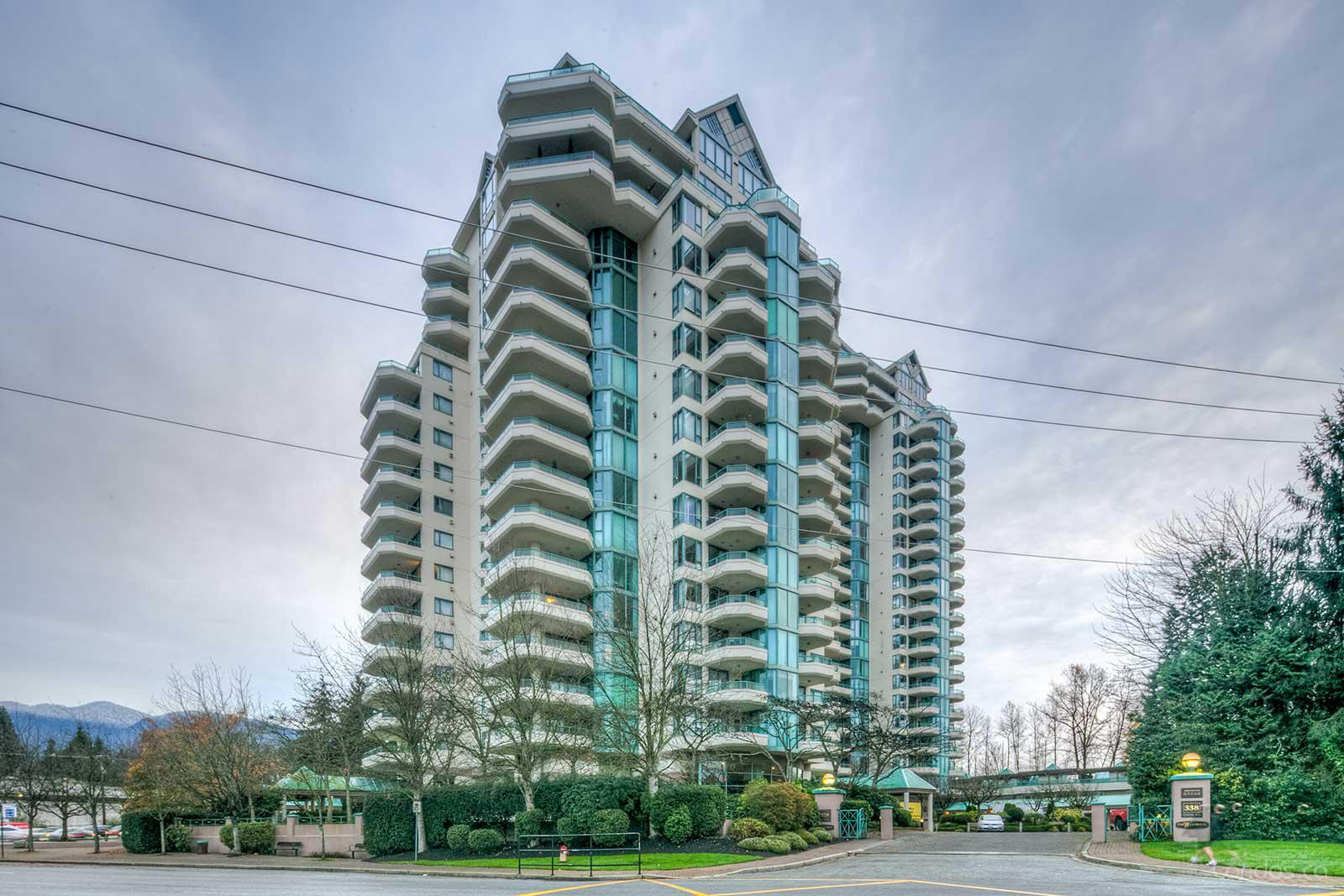 The Westroyal at 338 Taylor Way, West Vancouver 1