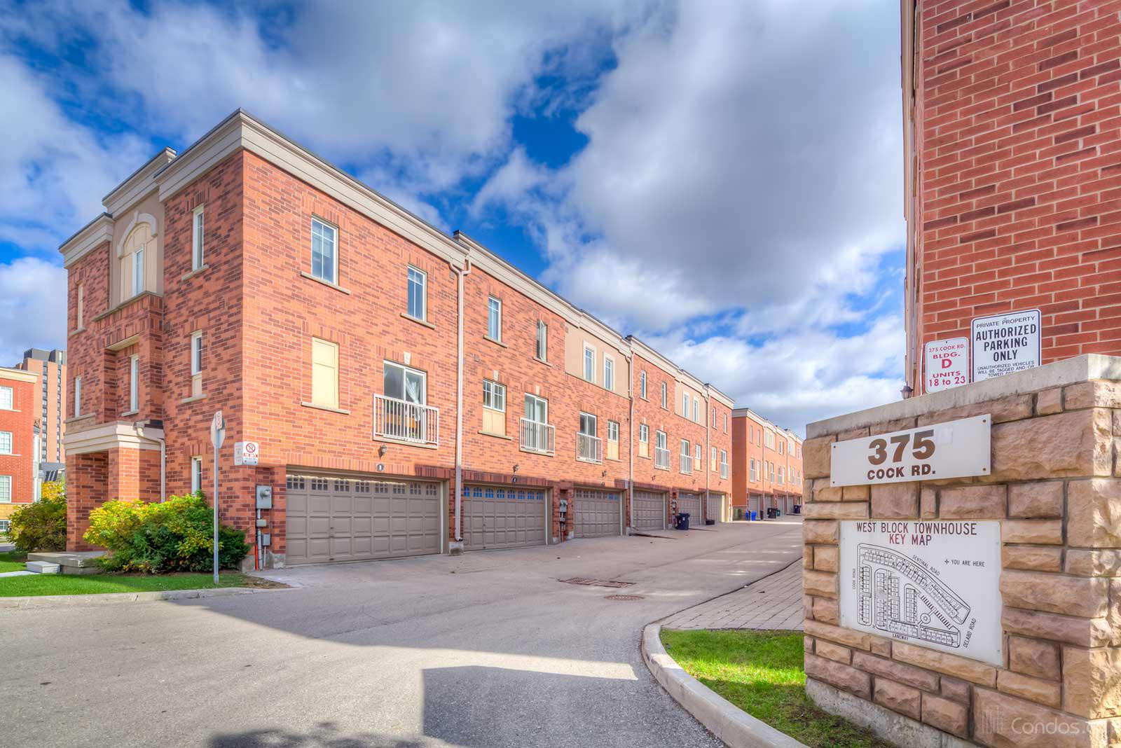 375 Cook Road Townhomes at 375 Cook Rd, Toronto 0