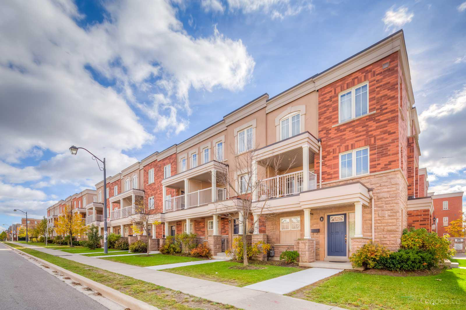 375 Cook Road Townhomes at 375 Cook Rd, Toronto 1