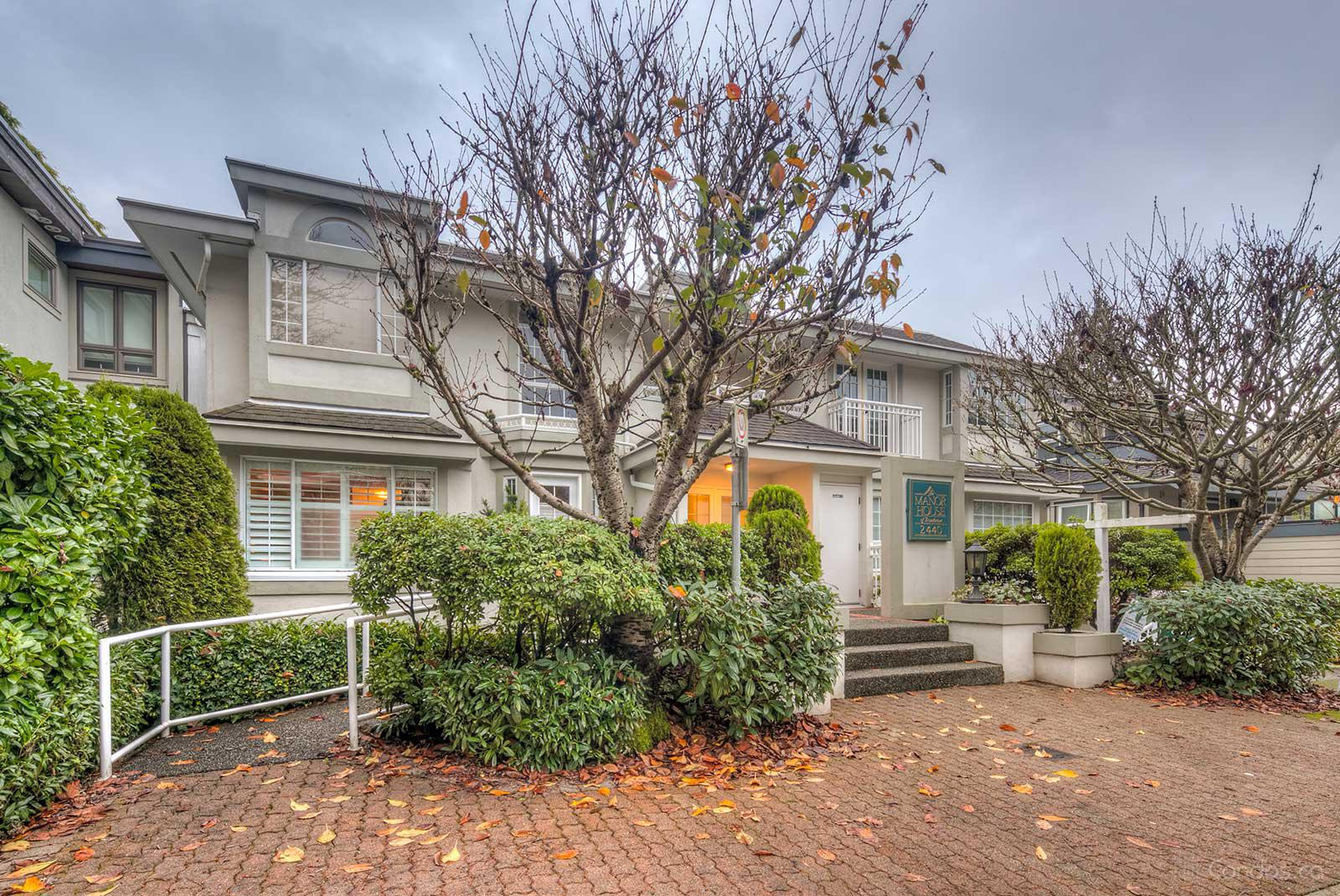 Manor House at 2440 Haywood Ave, West Vancouver 0