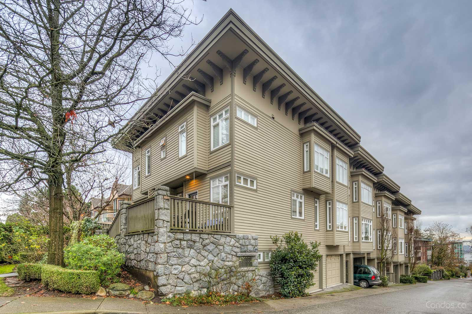 Carriage Gate Lane at 119 6th St E, North Vancouver City 0