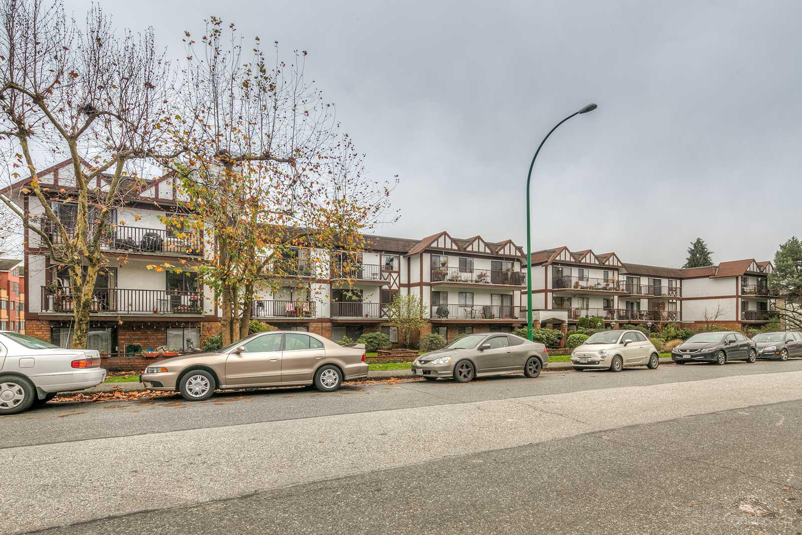 Nottingham Place at 131 W 4th St, North Vancouver City 0