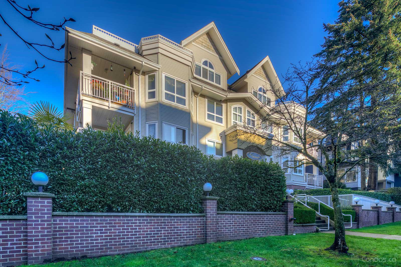 The Emerald at 130 22nd St W, North Vancouver City 0