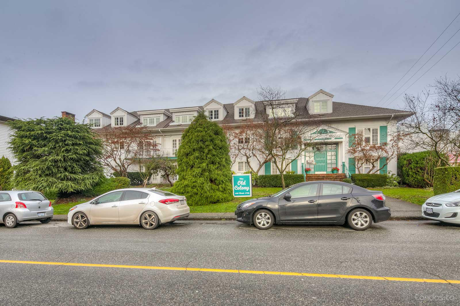 The Old Colony at 120 17th Street West, North Vancouver City 0