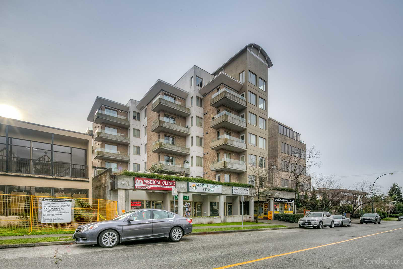 Westgate at 137 17th Street West, North Vancouver City 0