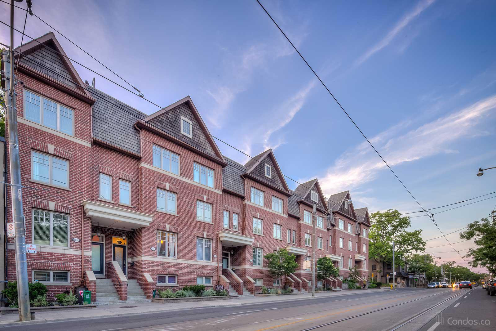 Fallingbrook Place  at 2286 Queen St E, Toronto 1