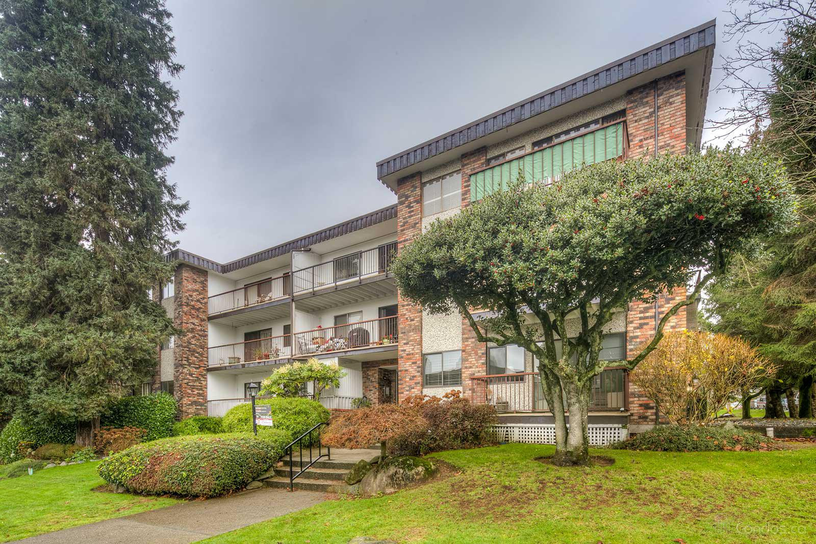 Chateau Pacific at 160 19th St E, North Vancouver City 0