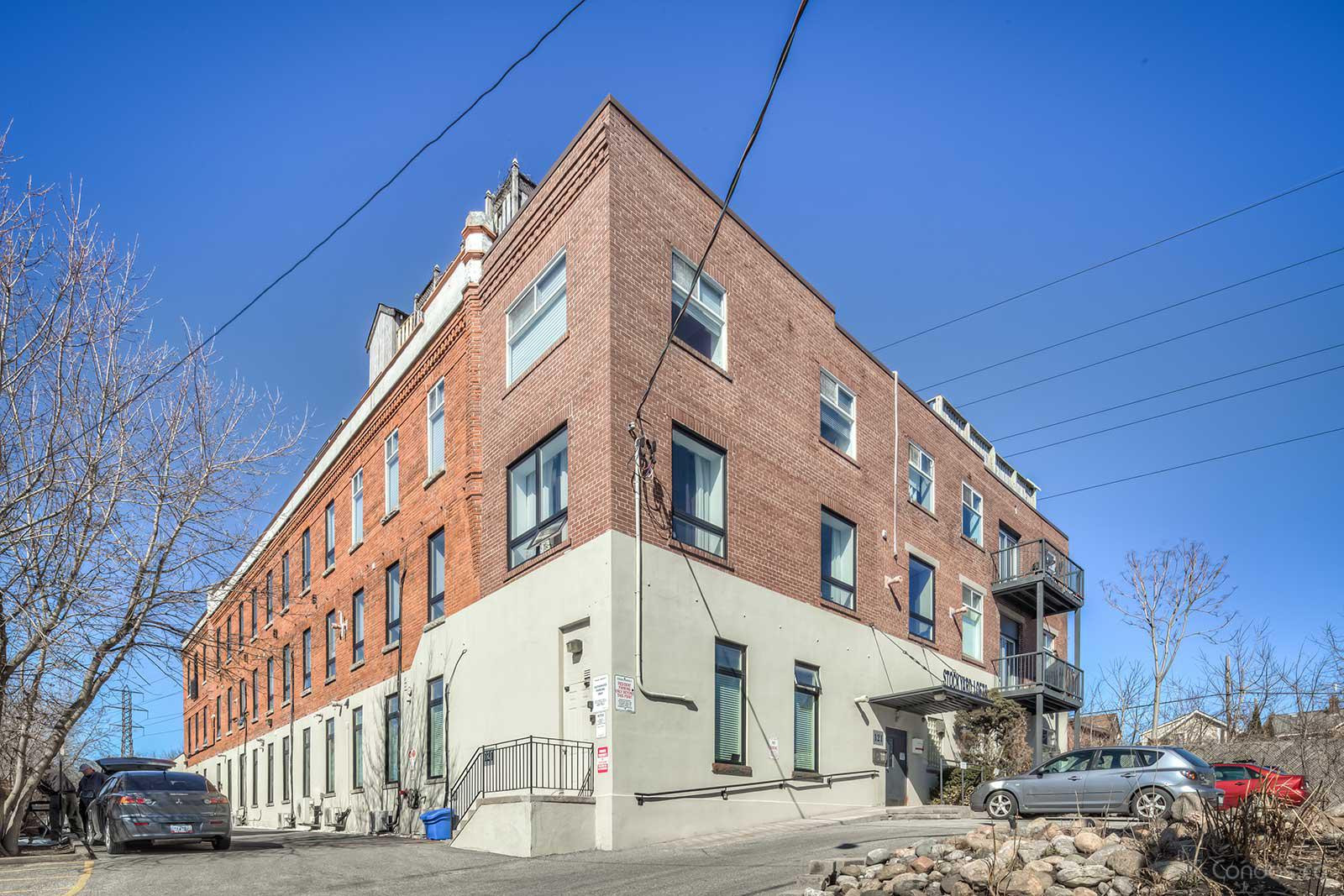 Stockyard Lofts at 121 Prescott Ave, Toronto 0