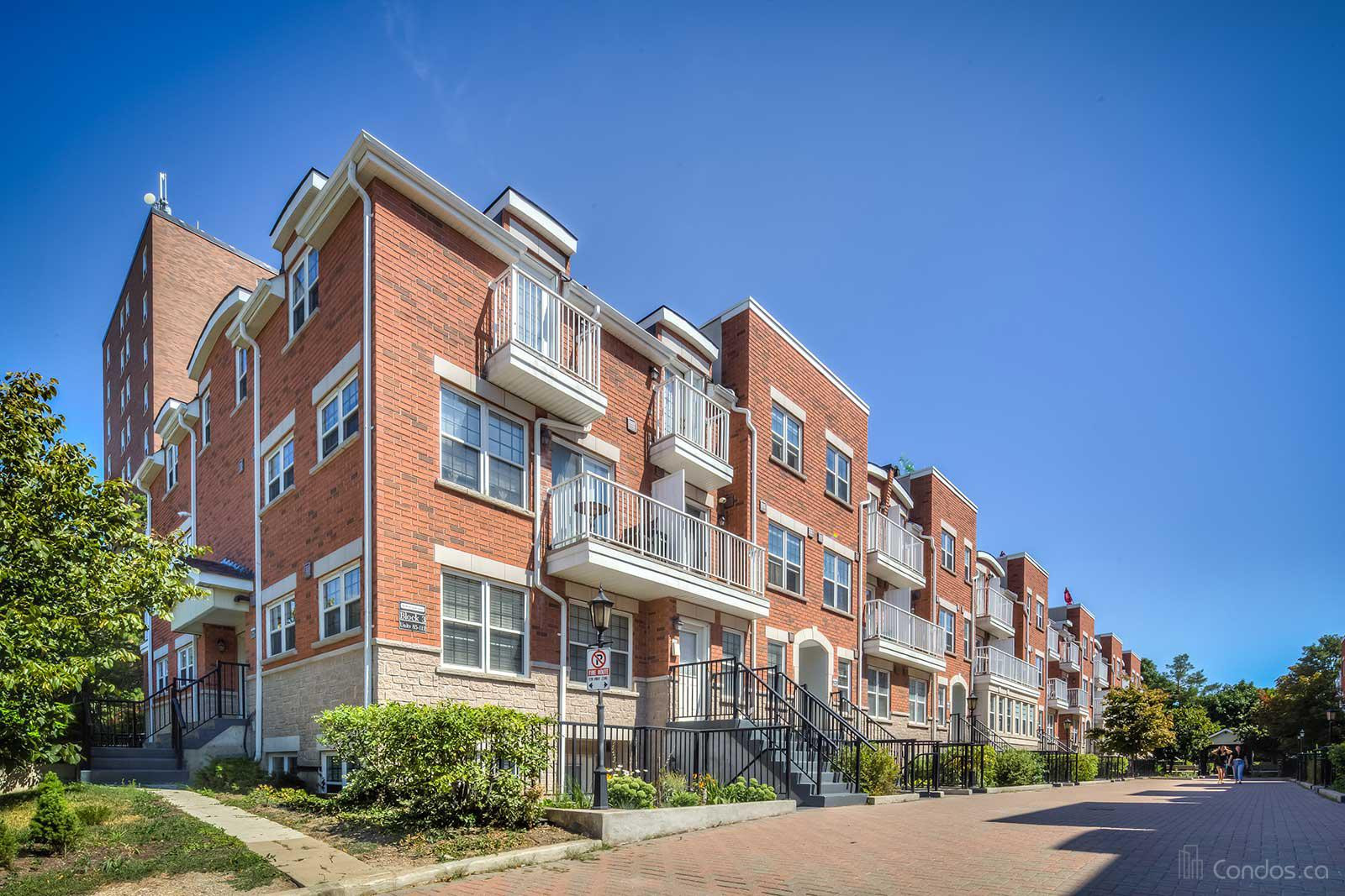 Four Winds Condos at 37 Four Winds Dr, Toronto 1