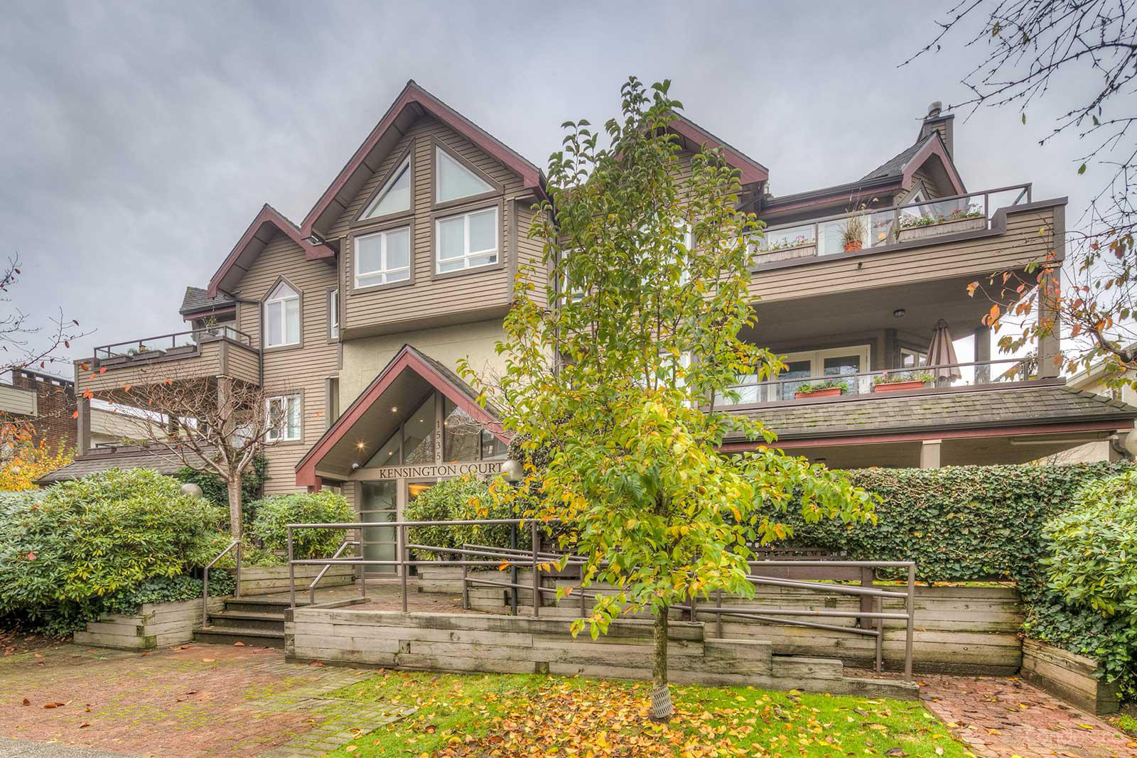Kensington Court at 1535 Chesterfield Ave, North Vancouver City 0