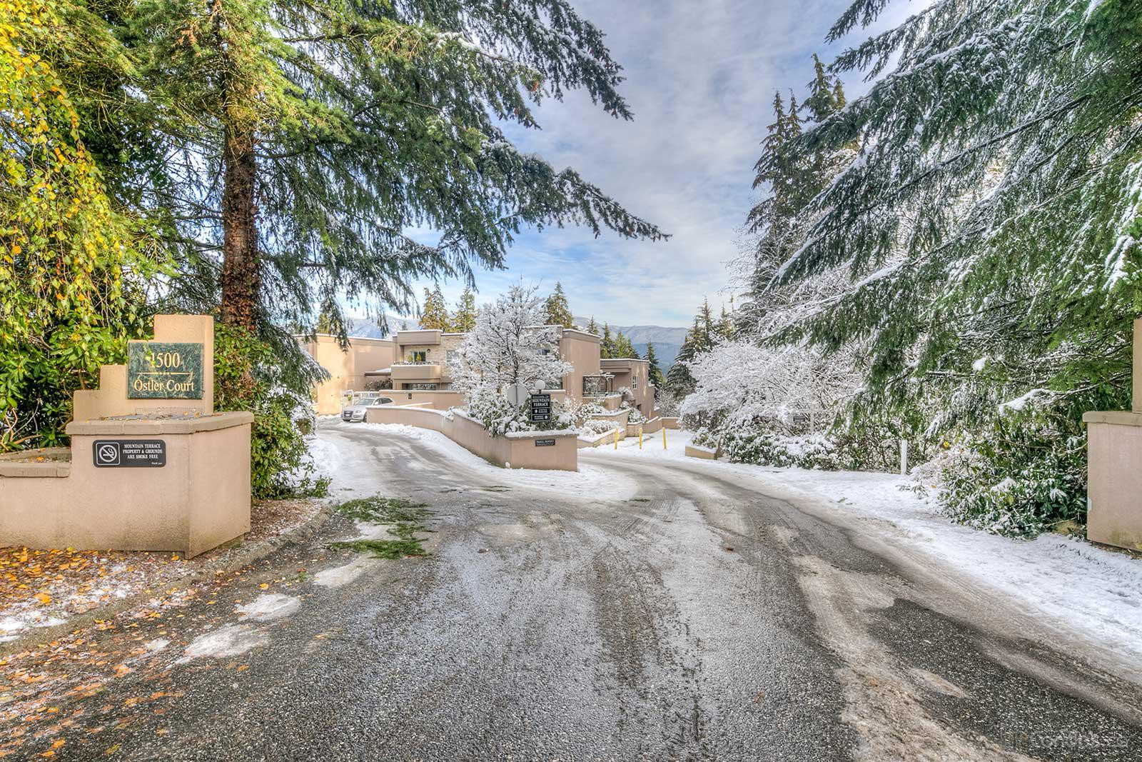 Mountain Terrace at 1500 Ostler Crt, North Vancouver District 0