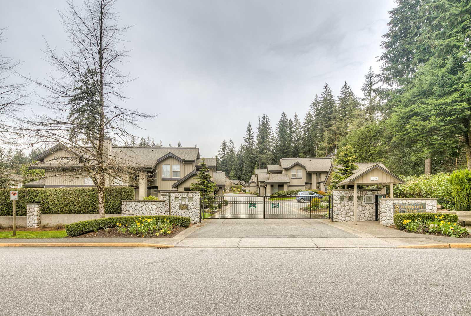 Nahanee Woods at 1550 Larkhall Crescent, North Vancouver District 0