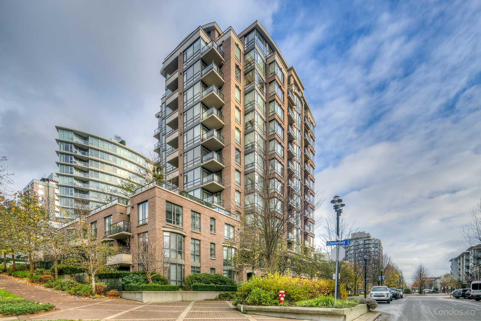 One Park Lane at 170 W 1st St, North Vancouver City 0