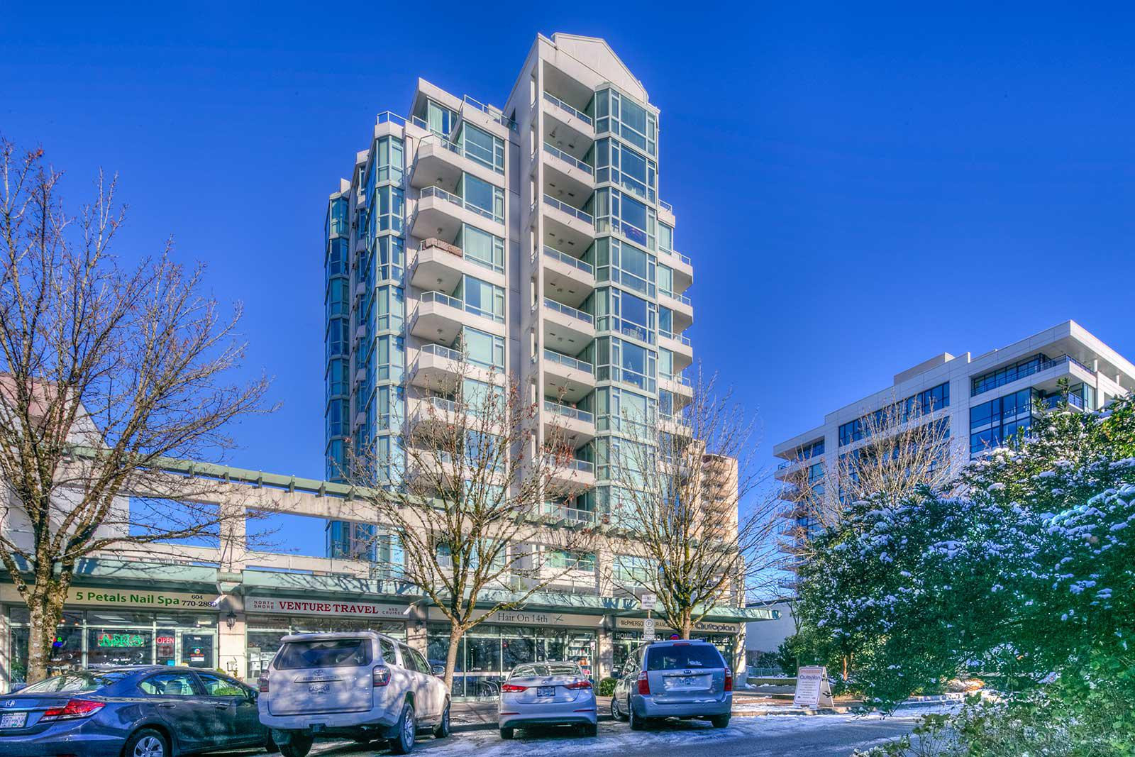 Springhill Place at 140 14th St E, North Vancouver City 0