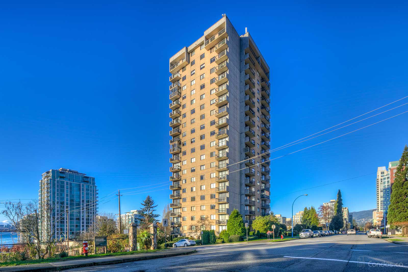Talisman Towers at 145 St Georges Ave, North Vancouver City 0