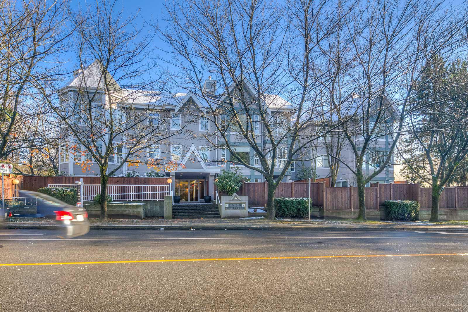 The Gables at 1550 Fell Ave, North Vancouver City 0