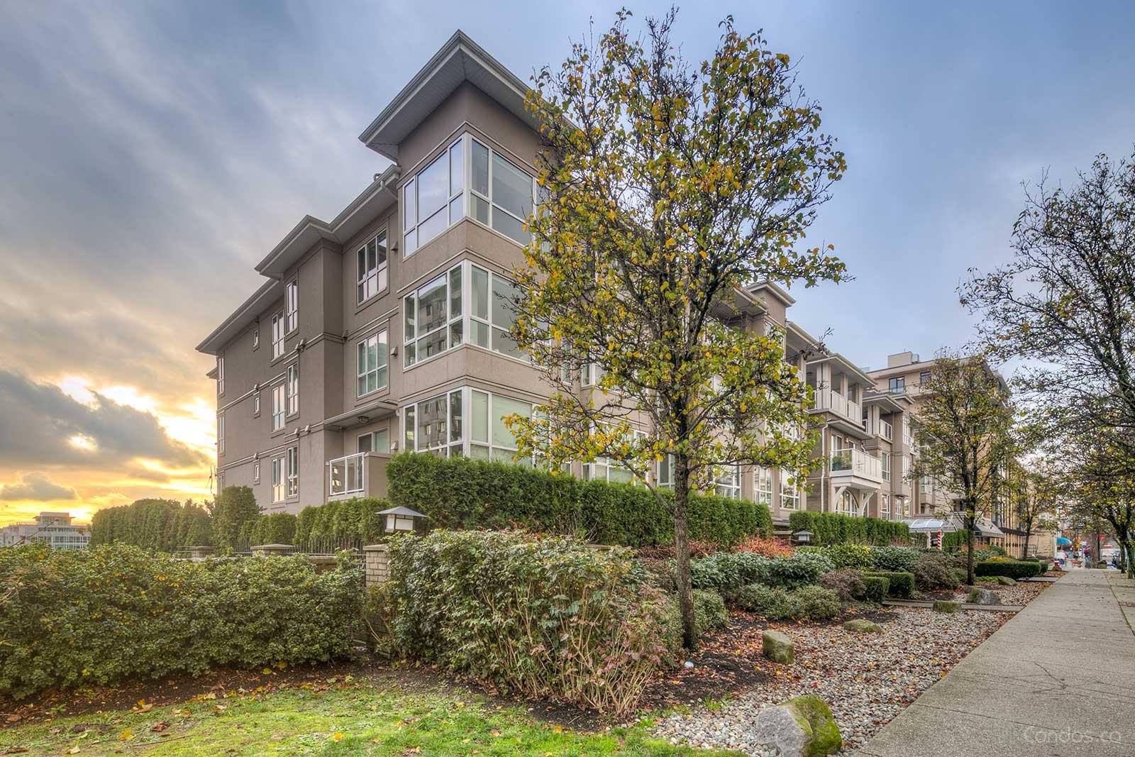 The Solano at 155 3rd St E, North Vancouver City 0