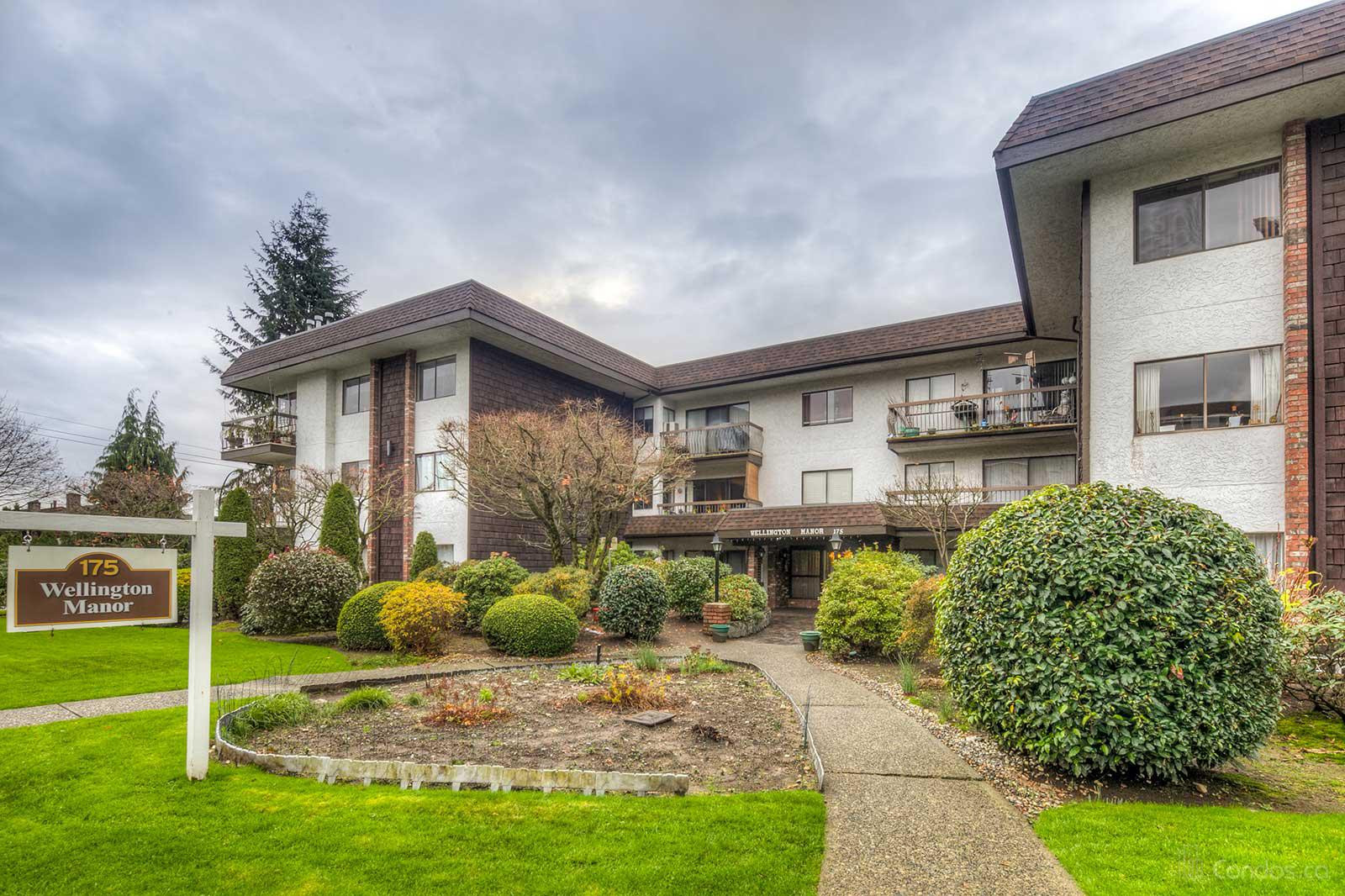 Wellington Manor at 175 5th St E, North Vancouver City 0