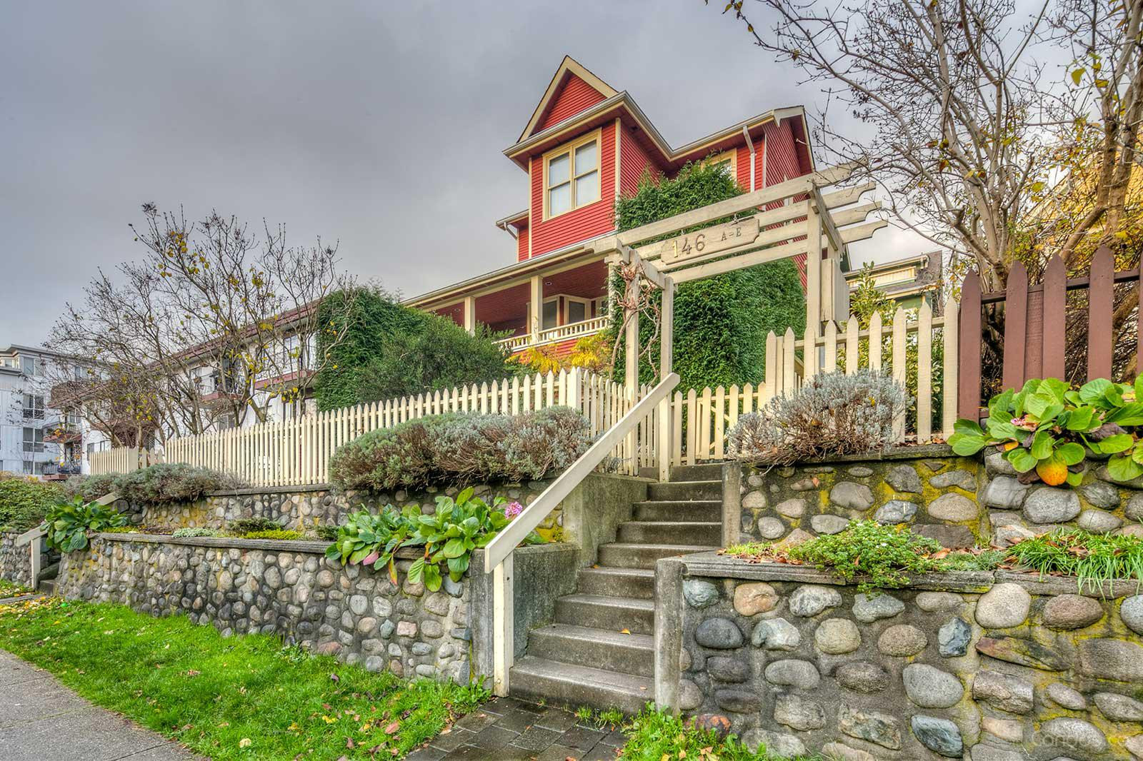 Wright Place at 146 3rd St E, North Vancouver City 0