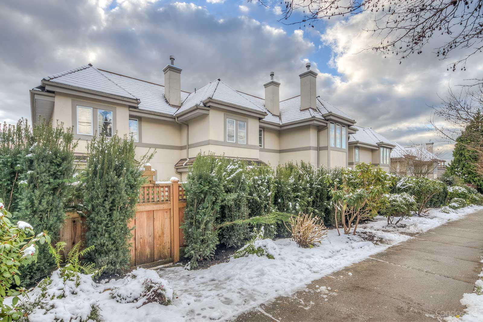 Chatsworth Mews at 245 15th St W, North Vancouver City 0