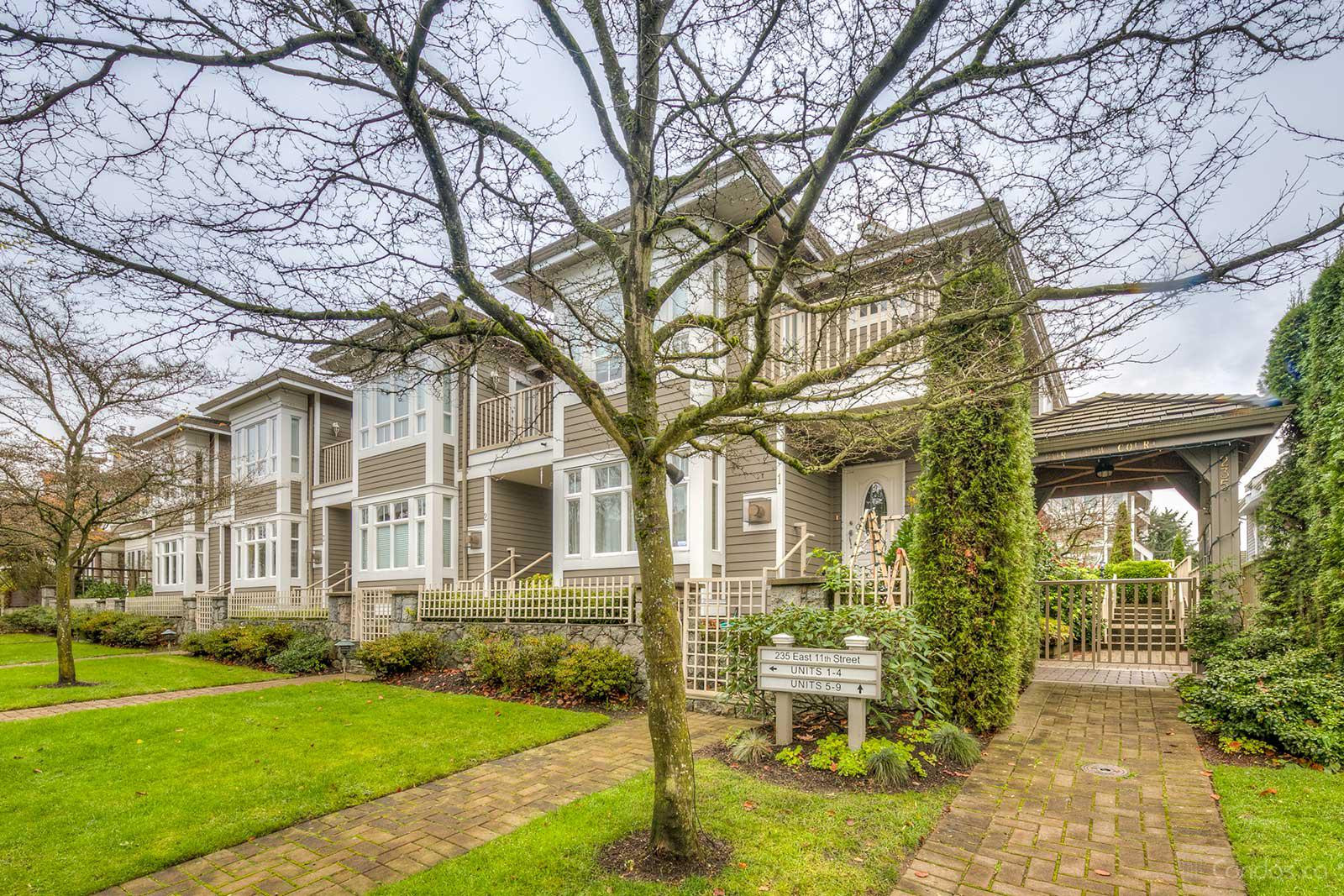 Fairview Court at 235 11th St E, North Vancouver City 0