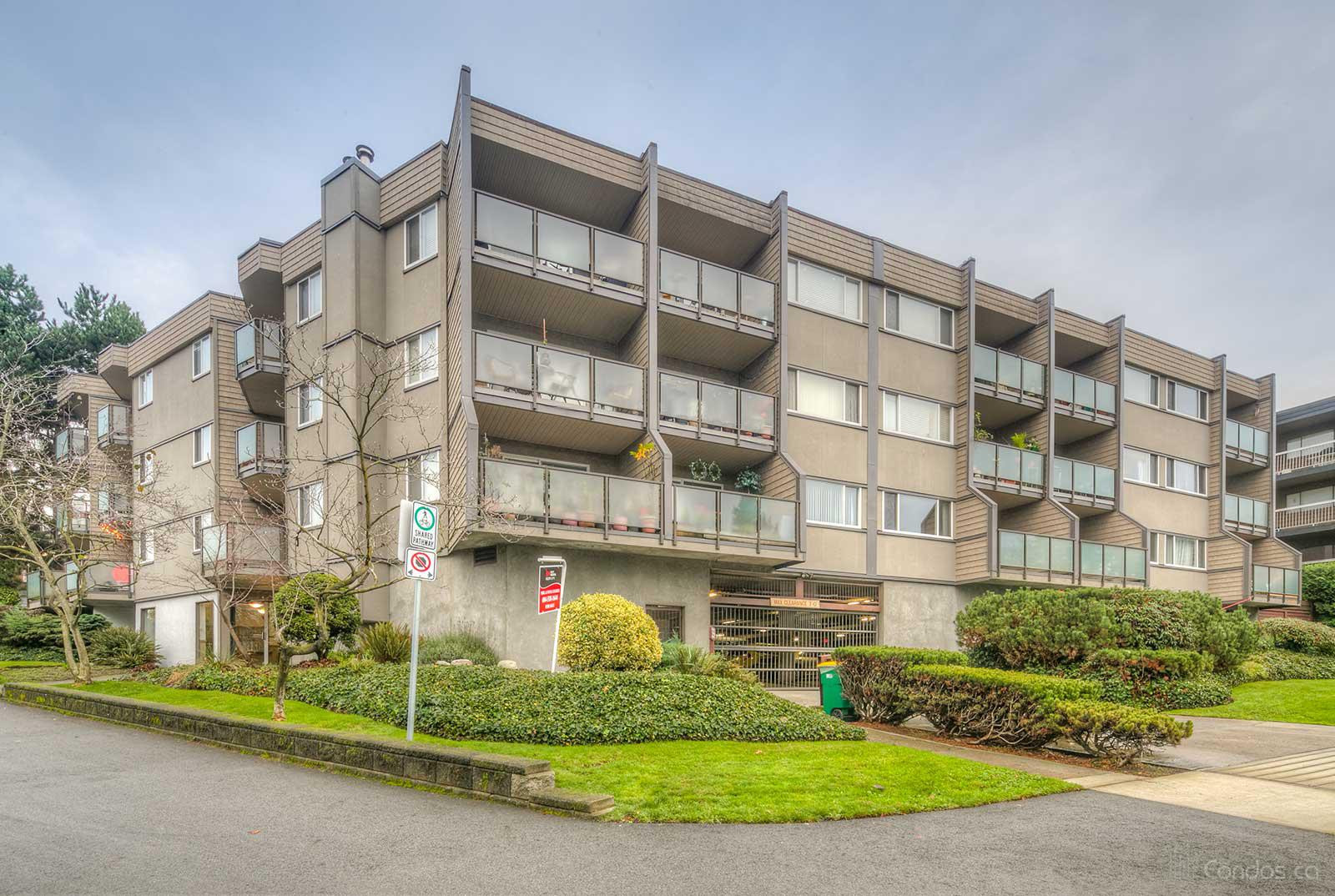 Forbes Manor at 212 Forbes Ave, North Vancouver City 0