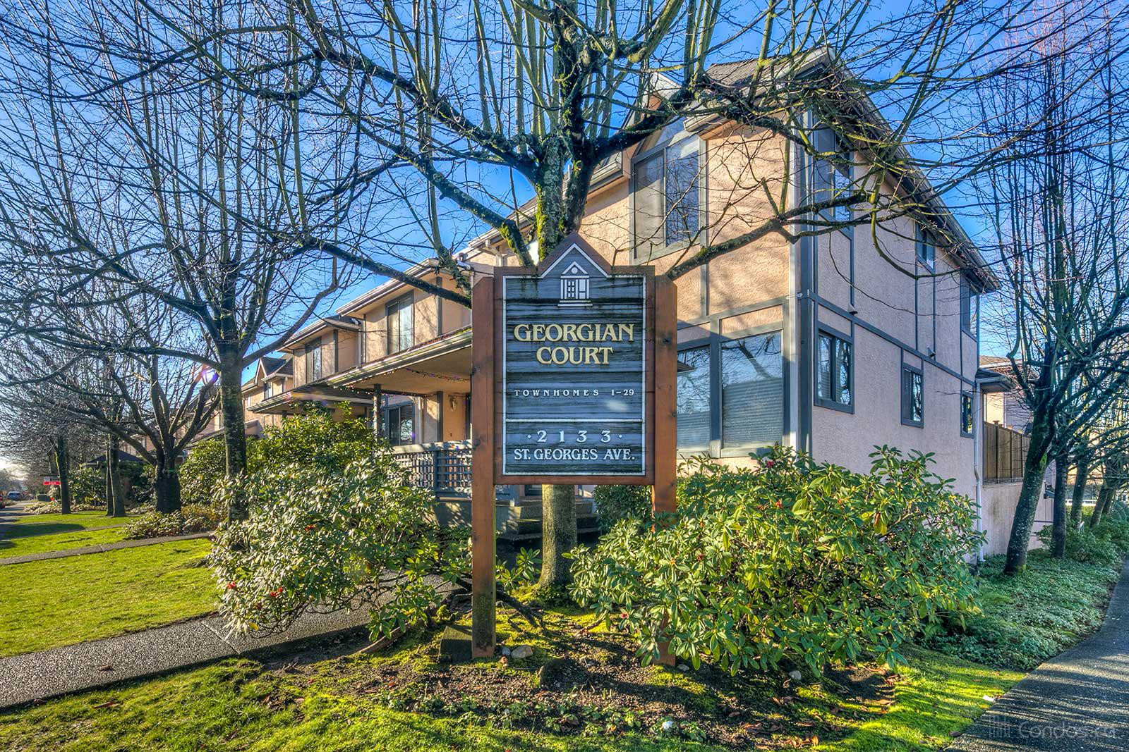Georgian Court at 2133 St Georges Ave, North Vancouver City 0