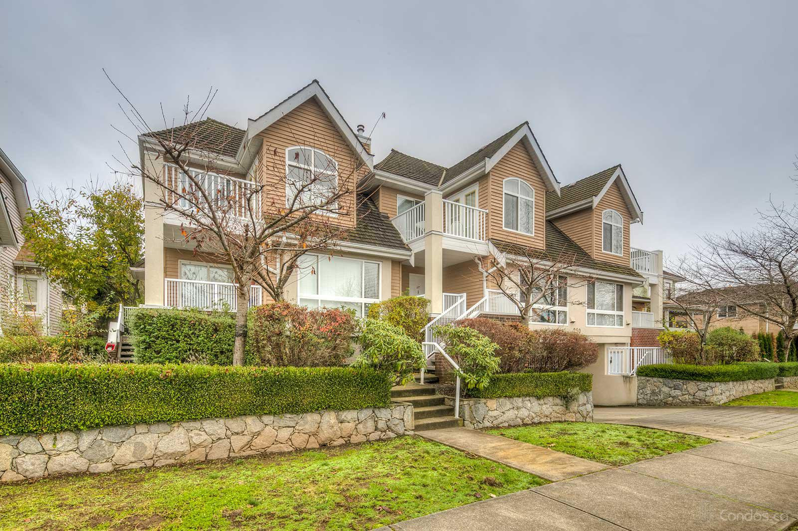 Gladwin Court at 250 Keith Rd E, North Vancouver City 0
