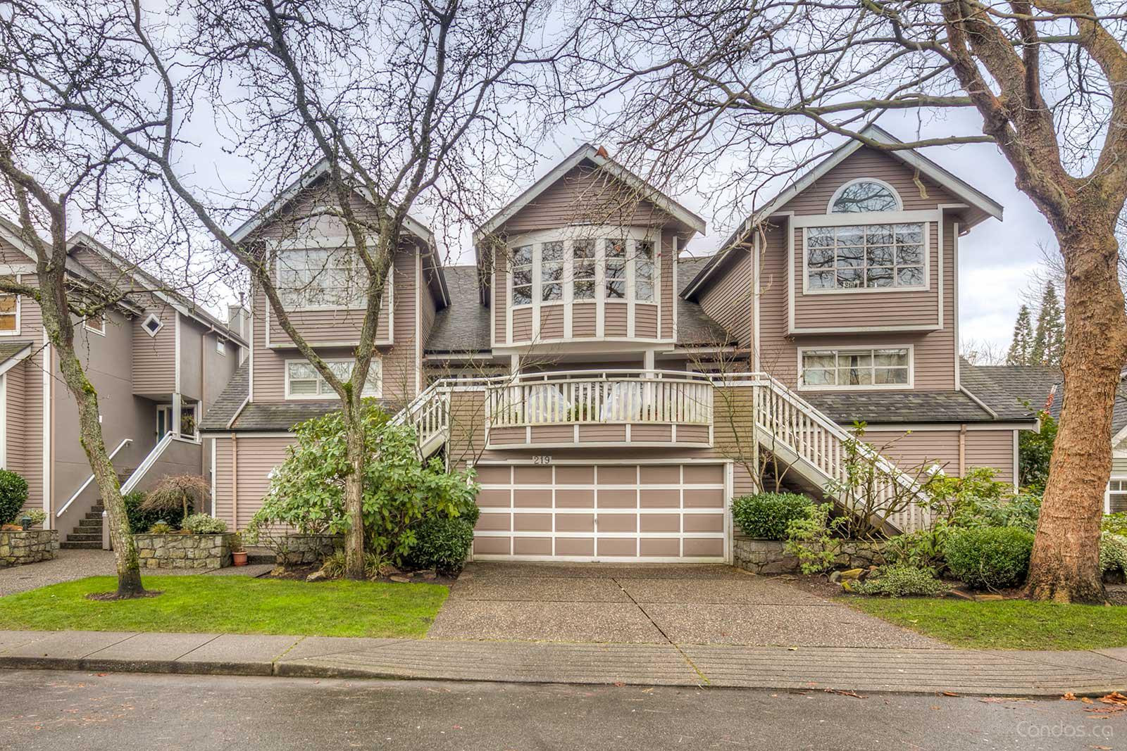 Harbour Terrace at 219 8th St E, North Vancouver City 0